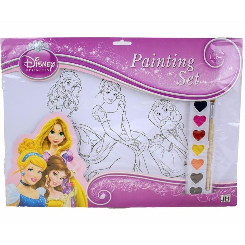 bff8576e4140c0 Disney A3 schilderset prinsessen type 2 voor maar € 4.95 bij Viavoordeel